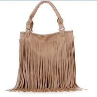 New 2014 Vintage fringe handbag bolsa de franja women handbag