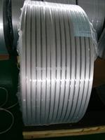 mircro port aluminum tube coil , pipe, PFC al tube coil, parallel flow flat pipe for condenser radiator evaporator