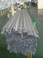 straight  pipe, aluminum tube, aluminum pipe , al tube, aluminum round pipe, circular tube stright