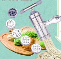 2014 new arrival seconds kill 5 eco-friendly metal mat macaron box cooking tools manual pasta noodle machine maker,noodle maker