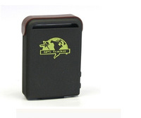 Full Accessories Mini Car Vehicle GPS/GSM/GPRS Tracker TK102 Mini Global Real Time Tracking Device, Support TF Card
