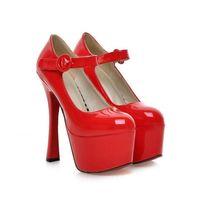 free shipping 2014 new fashion high heeled pumps wedding shoes waterproof single shoes 15.5cm heels 8-8