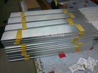 mircro port aluminum tube coil, coil pipe , PFC al tube, parallel flow flat pipe for condenser radiator evaporator