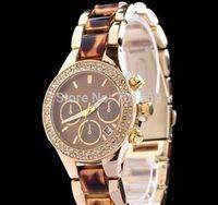 2014 Fashion Women Watches Ladies Geneva Wrist Watches Crystal Rhinestone face Bracelet Watches Alloy Strap