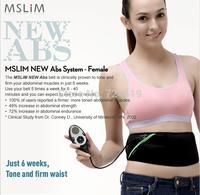 2014 Newest Update  Rechargeable ABS Belt Female Slimming Flex Belt ABS System Fitnexx Massage Belt as u see on TV