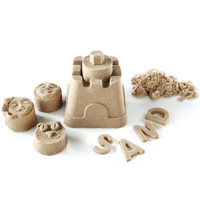 Free Shipping Kinetic Sand,Magic Sand,Sand in Motion,Mess Free Play Sand