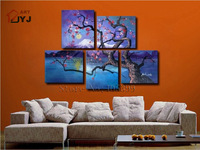 Directly From Artist  Quality  Canvas Oil Painting ,100% Handmade Modern Abstract Wall Art Painting Home Decoration Gift TH046