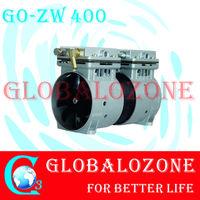 Oil free air pump compressor for ozone generator