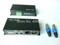 4CH DC12V For LED strip light controller DMX 512 Decoder RGB Common Controller