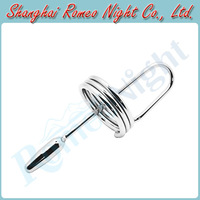 Boa Constrictor Penis Plug & G Ring Stainless Steel Urethral Sound Penis Plug, Male Sex Toys Adult Sex Products