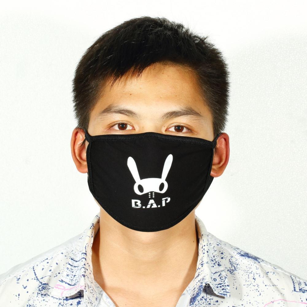 Как сшить маску для лица в стиле k-pop