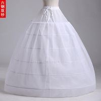 wedding boutique stays increased six steel double veil export large customized to increase wedding petticoat