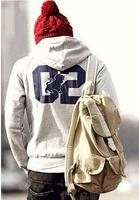 2014 Preppy Style Men's Canvas Backpack Casual Rucksack Student School Bag Vintage Mochila