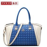 2014 women's handbag 100% genuine leather shoulder bags  famous brand designer handbags high quality 71215