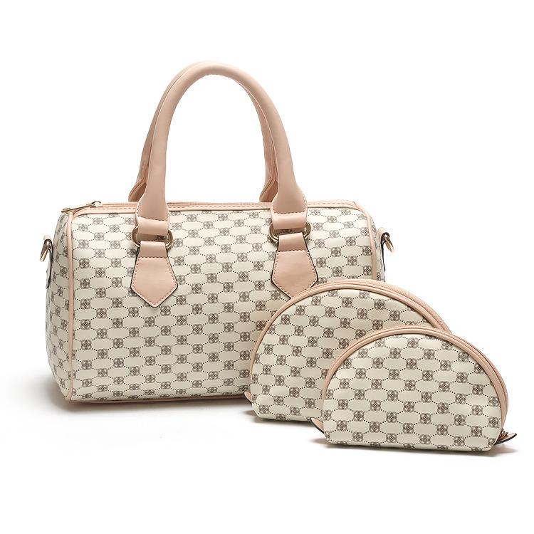 Free shipping outside the single European and big bags handbag shoulder bag bag, buy a send two(China (Mainland))