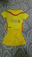 2014 -2015 top quality New  Soccer Jersey Football for kids youth child GERRARD 8 / AGGER 5 / SAHIN 4 / SUAREZ 7 free to print