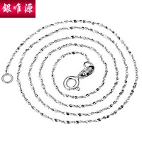 925 silver women necklace