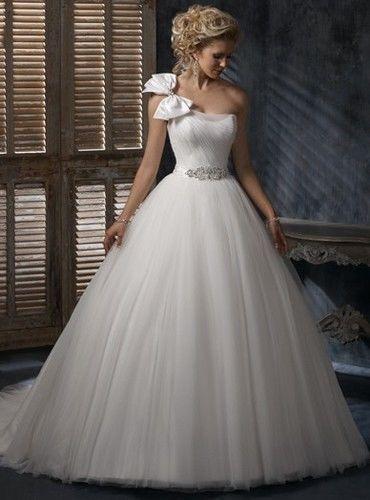 Fou! Nouveau 2014 organza, sexy. blanc,/ivoire robe de mariée taille personnalisée 2+4+6+8+10+12+14+16+18+++