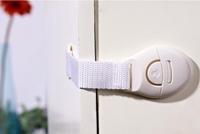 Baby safety supplies closet cupboard fridge drawers toilet versatile child safety lock Child Safety Locks traba de seguridade