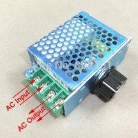 General 4000W 220V AC SCR Voltage Regulator Dimmer Electric Motor Speed Controller