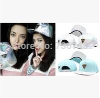 1 pc/lot 2014  Free Shipping Unisex hater Metal LOGO BBOY Snapback Hip Hop Cap Baseball Skateboard Hat YS9295