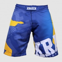 Kraken SFX Series  fightshorts QUALITY COMBAT BOXING MMA TRAINING BJJ KICKBOXING Muay Thai