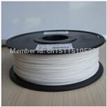 3D printer filament PLA 1.75mm 1kg/spool plastic Consumables White color Material for MakerBot/RepRap/UP/Mendel