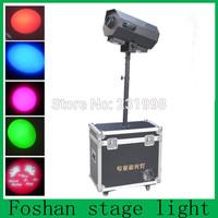 Hot Selling Hmi Follow Spot Light With High Quality,5R follow spot light,RGBWP 5 color spot light