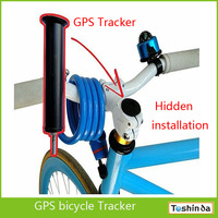 Free Shipping! GPS bicycle tracker GPS305 Hidden installation, real time tracking,Scheduled wake-up tracker with bicycle
