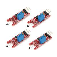 SZWD01 DIY Digital Temperature Sensor Module For Arduino, Measuring Temperature Range -55 ~ +125 C Free Shipping