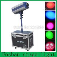 Christmas and wedding follow spot,stage follow focus light,Manual control stage follow focus light