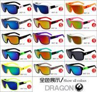 New 2014 Dragon Glasses Cycling Eyewear Coating Sunglass Men Brand Sport Sunglasses Man Goggle Eye Glasses Women gafas de sol