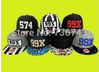 1pc/lot2014 Hot Sale Unisex new bal BBOY Snapback Hip Hop Cap Baseball Skateboard Hat YS9145
