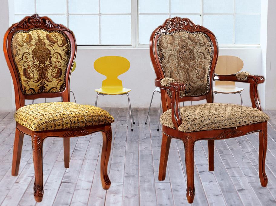 Online kopen wholesale gestreepte stof eetkamerstoelen uit china gestreepte stof eetkamerstoelen - Houten stoel eetkamer ...