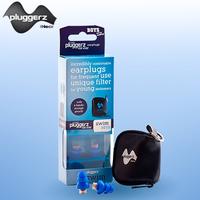 Pluggerz ( suitable for 4-12 years old ) swimming earplugs waterproof earplug boys and girls swimming earplugs
