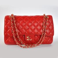 NEW 2014 original designer brand high quality sheepskin women handbag /leather bags/women messenger bag/ women bags