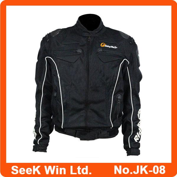2014 new protector motorcycle jackets men summer mesh motorbike jacket racing jaqueta motorcycle jacket masculina JK-08-N(China (Mainland))