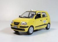ixo - altaya 1/43 HYUNDAI ATOS PRIME TAXI BOTOTA D.C Diecast car model