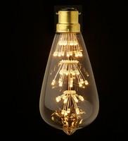 Wholesale ST64 3W E26 110V Antique Edsion LED Light , LED Lamp 10pcs/lots Free Shipping