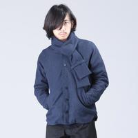 wool blending muffler scarf woolen jacket