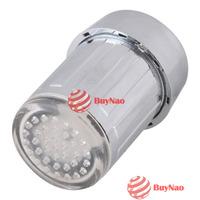 BuyNao Glow robinet de douche flux  Mini 7 couleurs changeantes de leau LED  [High Quality]