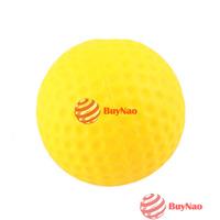BuyNao 4 Pcs Light Indoor Outdoor Training Practice Golf Sports Elastic PU Foam Balls [High Quality]