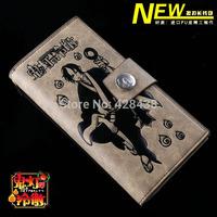 anime Cartoon Hoozuki no Reitetsu Genuine leather wallet women's wallet clutch long design clip wallet Long Wallets Purse Bag