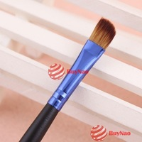 BuyNao 2 x Professional Double Ended Makeup Eyeshadow Powder Brush [High Quality]