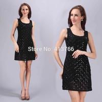 Plaid new fashion summer dress 2015,casual dresses women,ever pretty summer dress for women,women clothing 2015