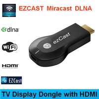 10pcs/lot EzCast M2 Miracast DLNA Airplay Receiver Dongle For Windows iOS Andriod Better than Android TV Box Chromecast