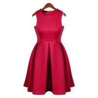 2014 new European stations in Europe and America AliExpress  Amazon Hot explosion models fashion dress princess dress