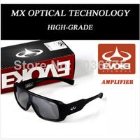100pcs Free DHL Coating sunglass Evoke Rossi Sunglasses Sun Glasses Men Women Brand Designer Sport gafas de sol + original box