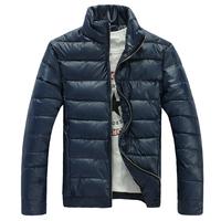 2014 new free shipping men's down jacket , brand goose down jackets,fashion winter coat,parka men MA25