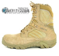 Delta desert boots, the U.S. military tactics high help zipper boots, male commandos 07